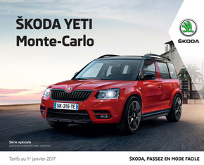 Catalogue Skoda