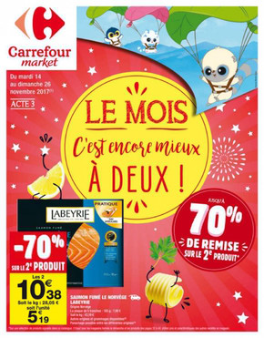 Catalogue Carrefour Market