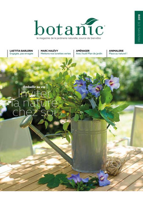 Catalogue Botanic