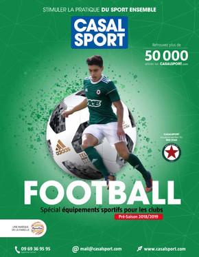 fb08d37aa8f Catalogue Casal Sport à Toulouse   promos et horaires