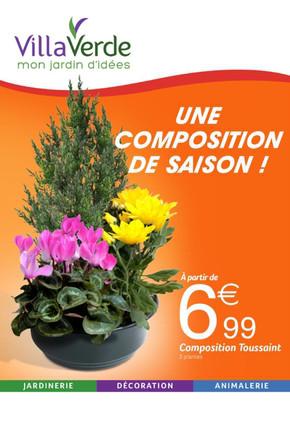 Catalogue VillaVerde à Bourg-en-Bresse : promos et horaires