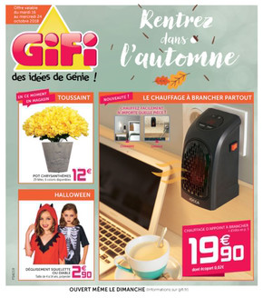 Catalogue Gifi