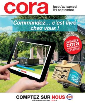 Carte Cora Trackidsp 006.Catalogue Cora A Rennes Promos Et Horaires