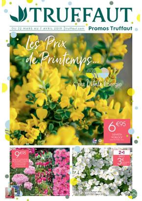 Catalogue Truffaut à Courbevoie : promos et horaires