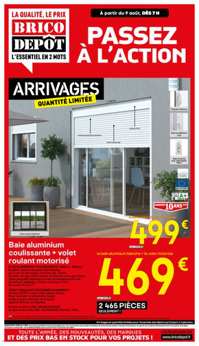 catalogue bricod p t rodez promos et horaires. Black Bedroom Furniture Sets. Home Design Ideas