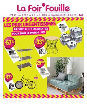 Catalogue La Foir Fouille à Lieusaint Promos Et Horaires