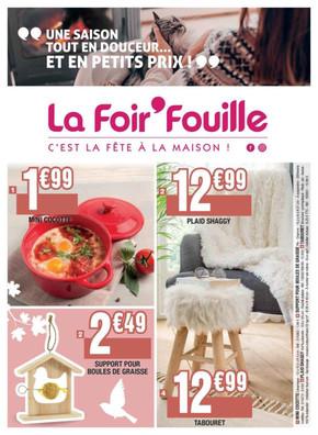 Catalogue La Foir Fouille à Bordeaux Promos Et Horaires