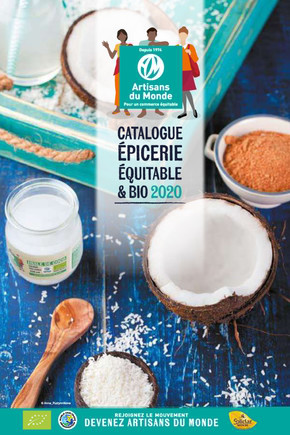 Catalogue Artisans du Monde