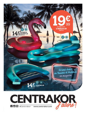 Catalogue Centrakor