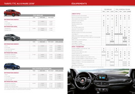 Catalogue Fiat